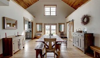 Farmhouse Style Custom Home