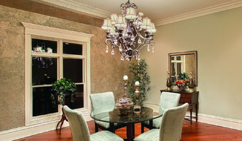 Faux Finish-Elegant Dining Room
