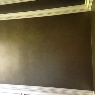 Faux Finish Formal Dinning Room