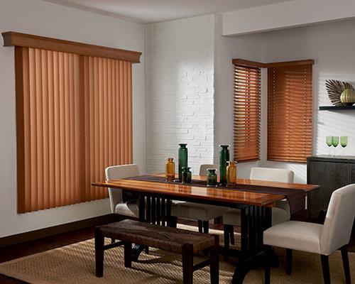 VERTICAL BLINDS - VERTICAL SHADES - fabric blinds - vinyl blinds ...