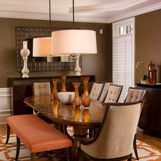 Contemporary Dining Room Favorite Dining Room