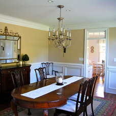 Traditional Dining Room by Simply Home Llc.