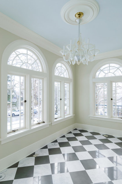 Traditional Dining Room by Cameo Homes Inc.