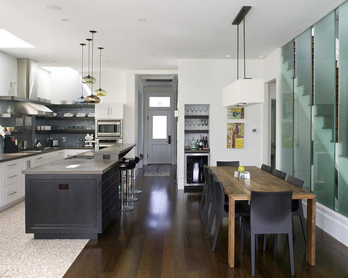 Inspiration For A Modern Dining Room Remodel In San Francisco Part 69