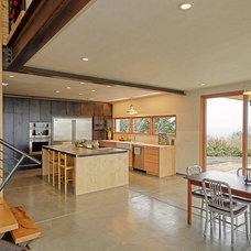 Contemporary Dining Room by STUDIO-E Architecture