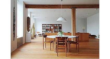 Asian Dining Room fernlund + logan architects