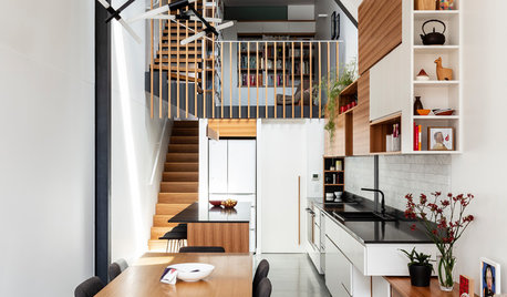 Architects' Secrets: 4 Genius Design Solutions for Narrow Homes