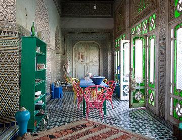 Fes Palace, Morocco