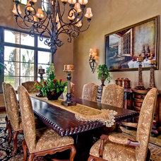 Traditional Dining Room by Kern & Co. - Susan Spath Interior Design
