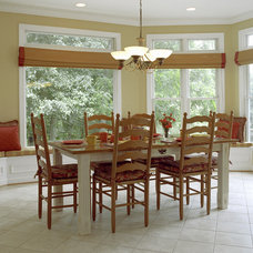 Traditional Dining Room by K Squared Builders - Dale Kramer