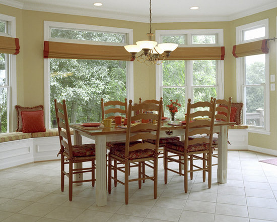 Finkelstein Dining Room Addition with screened porch