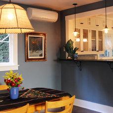 Craftsman Dining Room by Design Vidal