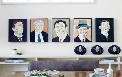 Personnalisez votre décoration grâce à un portrait arty