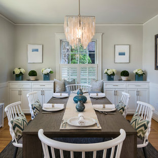 beach style dining room design ideas remodeling pictures houzz