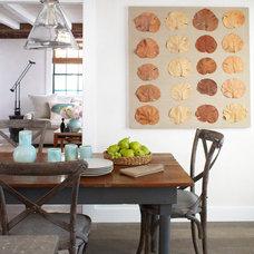 Beach Style Dining Room by Rosenberg Kolb Architects