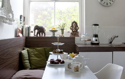 Budget Decorating 10 Savvy Ways To Style A Small Dining Area