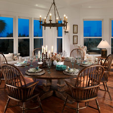 Traditional Dining Room by Rebecca C Brandon, ASID