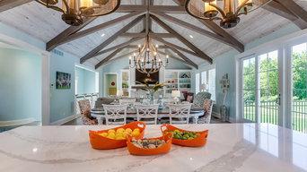 Florida Coastal Plantation Style Home