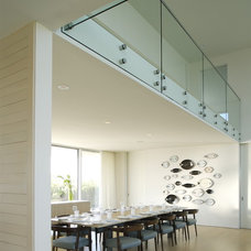 Modern Dining Room by Stelle Lomont Rouhani Architects