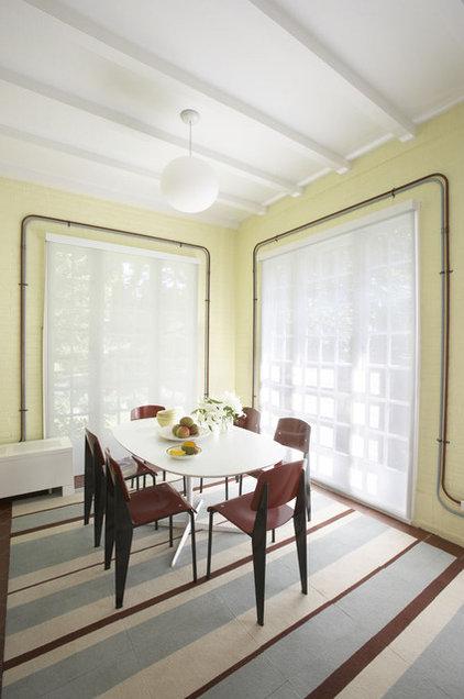 Modern Dining Room by Robert Kaner Interior Design