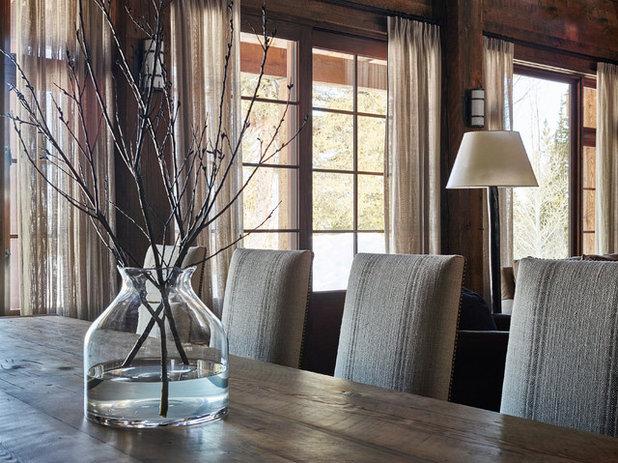 Dining Room by WRJ Design