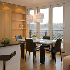 Modern Dining Room by FORMA Design