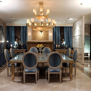 Square Dining Room Tables Houzz