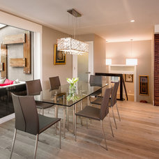 Contemporary Dining Room by My House Design Build Team