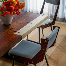 Contemporary Dining Room by Best & Company