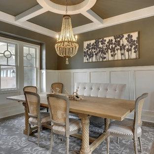 Formal Dining Room – 2015 Artisan Home Tour – Black Oaks