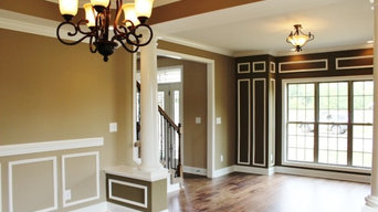 Formal Dining Room and Keeping Room