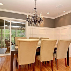 Traditional Dining Room by Design Find