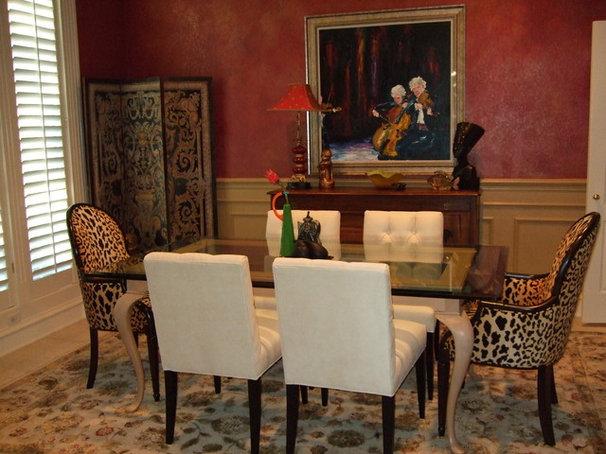 Dining Room by Kathryn Bradford
