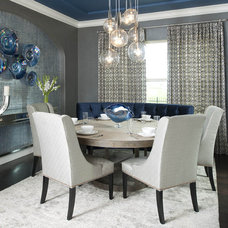 Modern Dining Room by RSVP Design Services