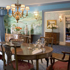 Traditional Dining Room by Meadowbank Designs