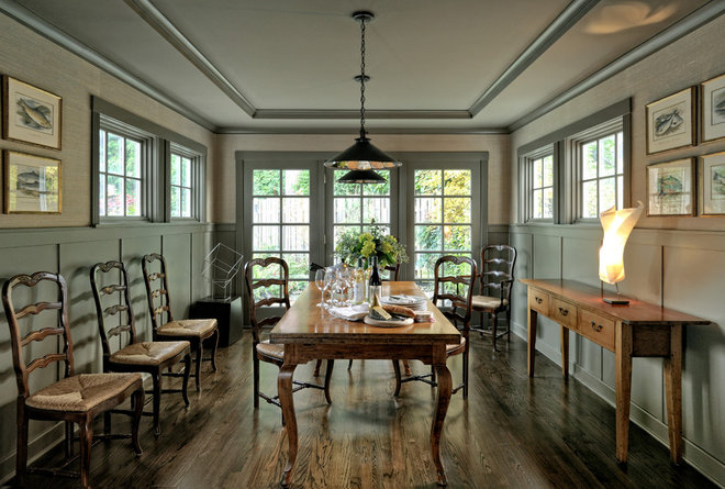Traditional Dining Room by Thomas Jacobson Construction, Inc