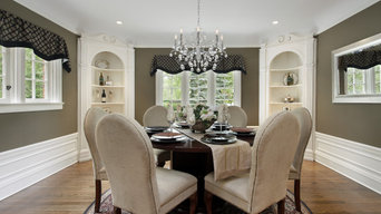 Formal Traditional Dining Room