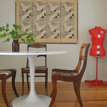My Houzz: A Serial Thrifter's Comfortably Bohemian Bungalow