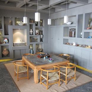 Неиссякаемый источник вдохновения для домашнего уюта: столовая в восточном стиле
