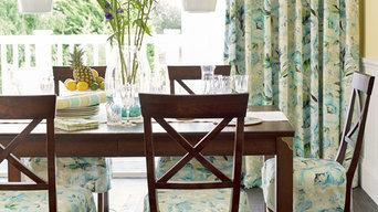 Francesca Apple Green Fabric