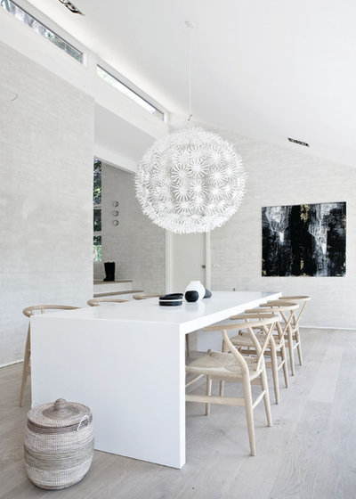 Scandinavian Dining Room by Norm Architects