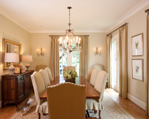 French Dining Rooms | Houzz