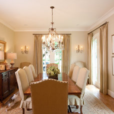 Traditional Dining Room by Creative Touch Interiors