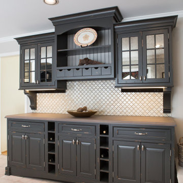 French Country Kitchen in Buffalo Grove