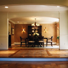 Traditional Dining Room by Renaissance Kitchen and Home