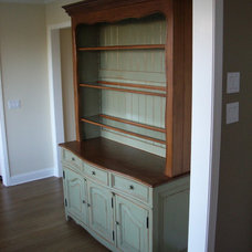 Traditional China Cabinets And Hutches by Upstairs Downstairs Furniture
