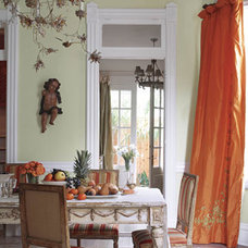 Traditional Dining Room French style Dining Room
