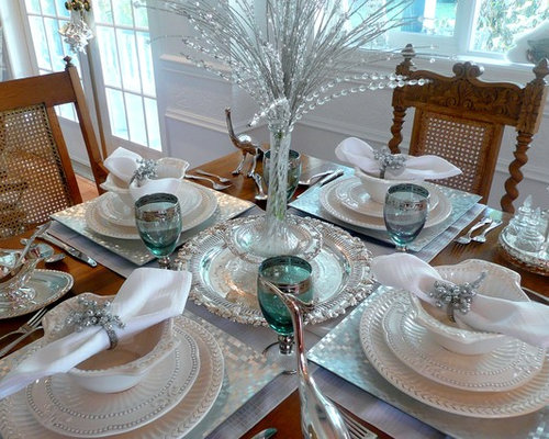 Christmas and holiday design in silver white