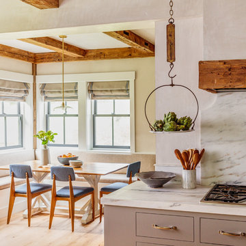 Fresh Berkshire Farmhouse