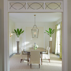 Traditional Dining Room by Barnes Vanze Architects, Inc